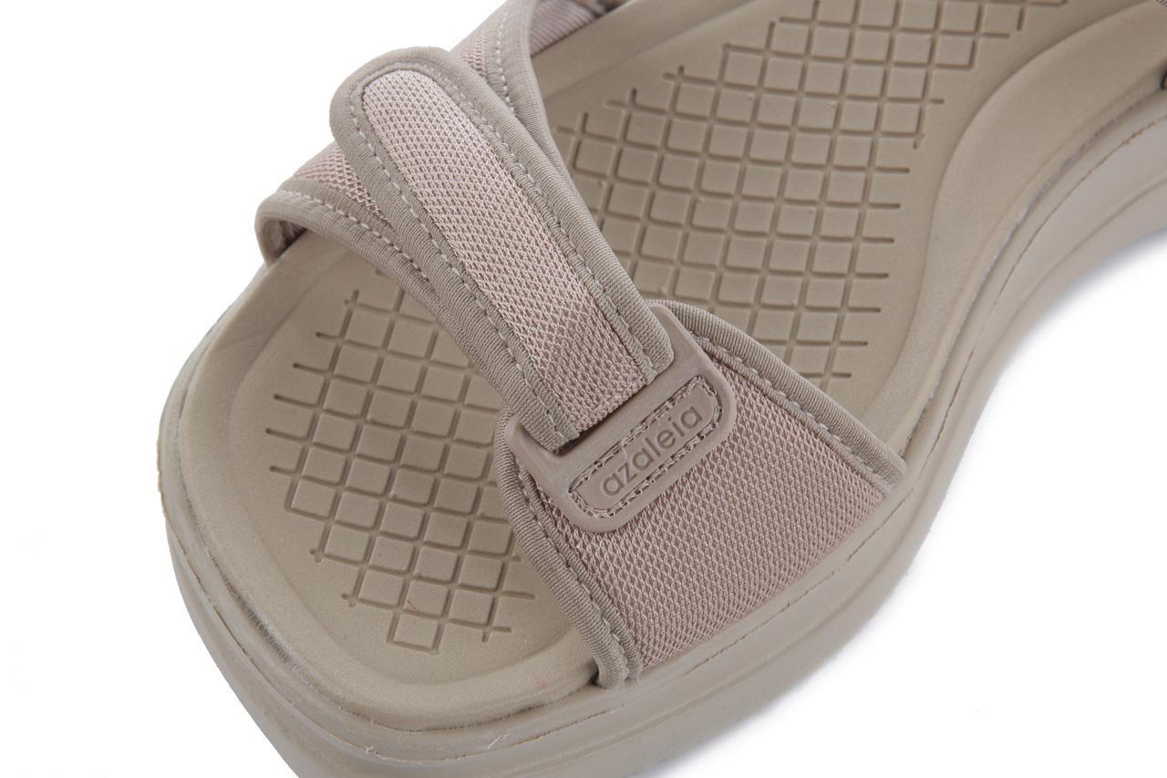 Sandały azaleia 320 321 pearl 18, beż, materiał - azaleia - nasze marki 11