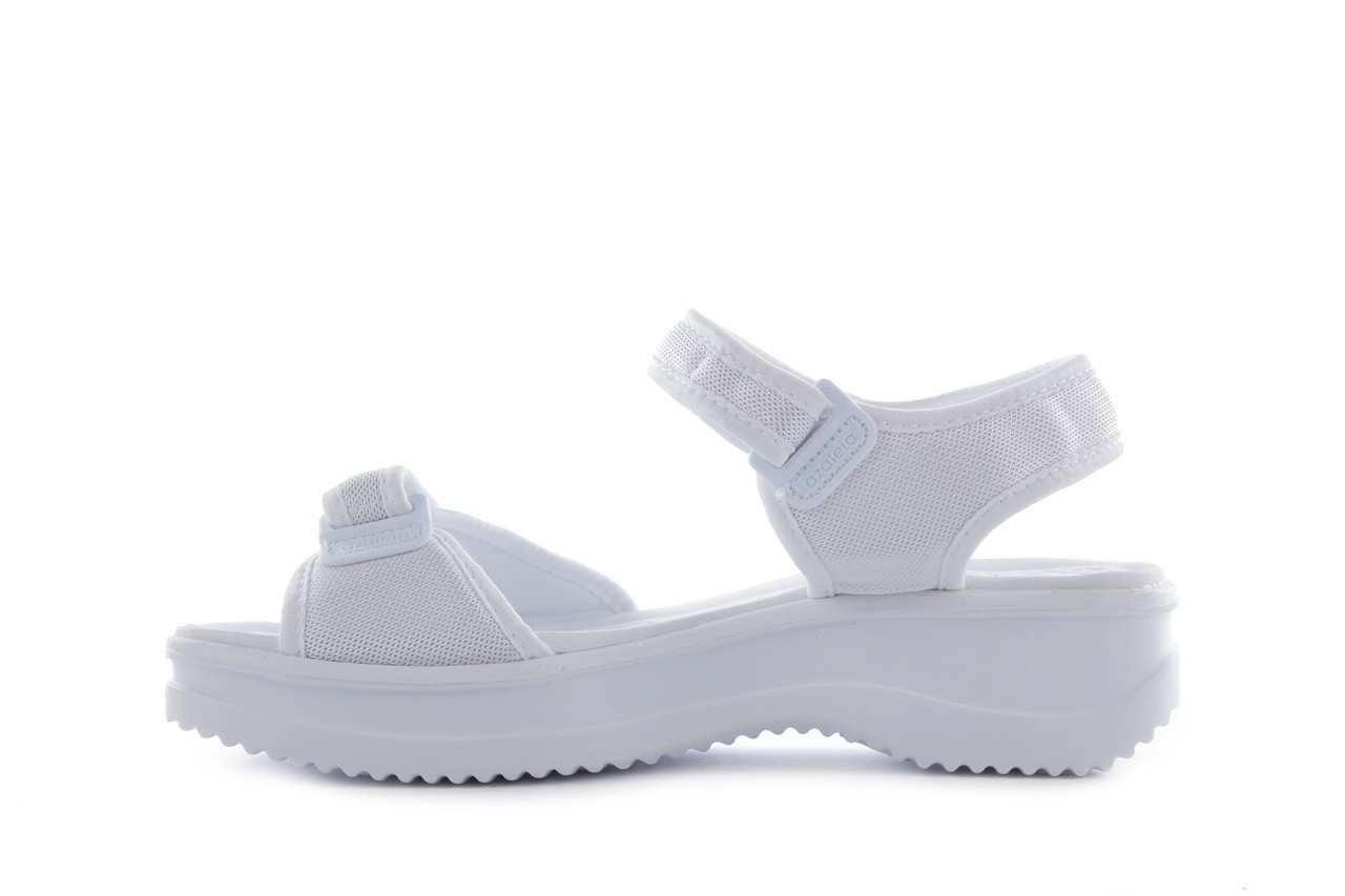 Sandały damskie Azaleia 320 321 White 16
