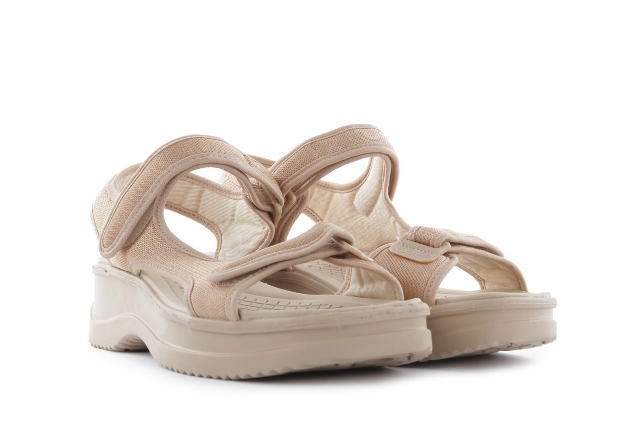 Sandały azaleia 320 323 beige 18, beż, materiał - azaleia - nasze marki 7