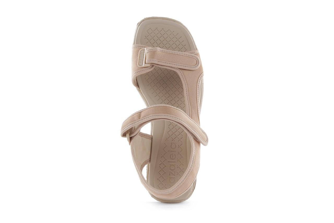 Sandały azaleia 320 323 beige 18, beż, materiał - azaleia - nasze marki 10