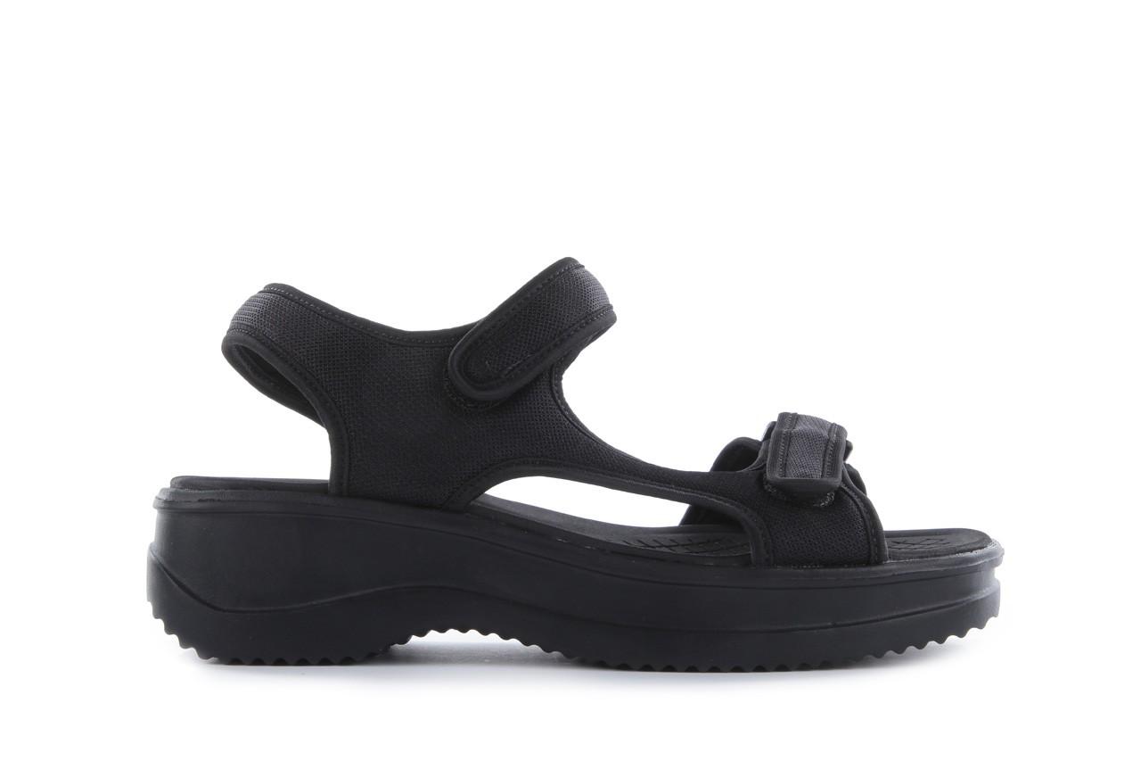 Sandały azaleia 320 323 black 18, czarny, materiał - azaleia - nasze marki 6
