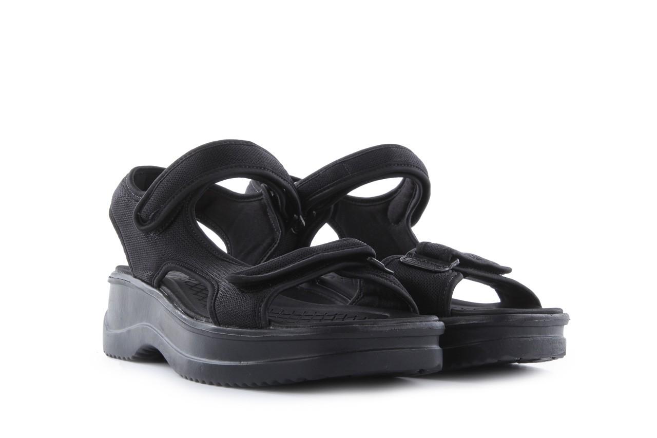 Sandały azaleia 320 323 black 18, czarny, materiał - azaleia - nasze marki 7