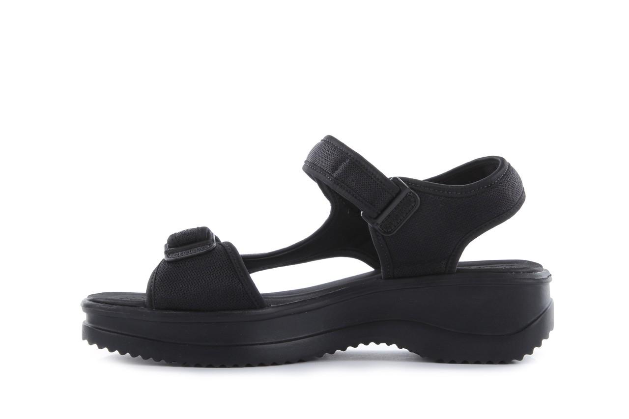 Sandały azaleia 320 323 black 18, czarny, materiał - azaleia - nasze marki 8