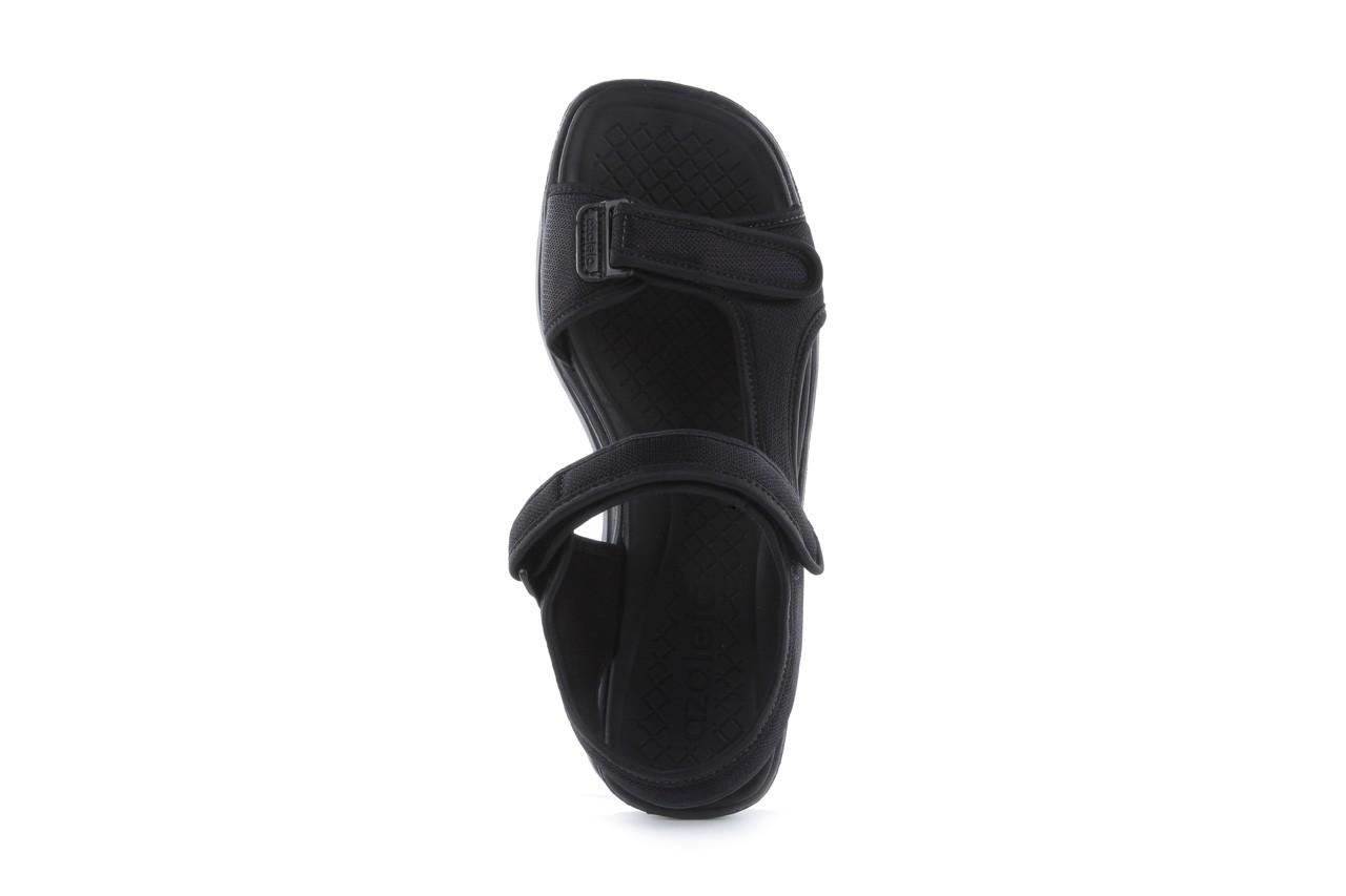 Sandały azaleia 320 323 black 18, czarny, materiał - azaleia - nasze marki 10