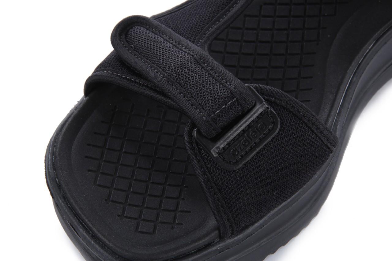 Sandały azaleia 320 323 black 18, czarny, materiał - azaleia - nasze marki 11