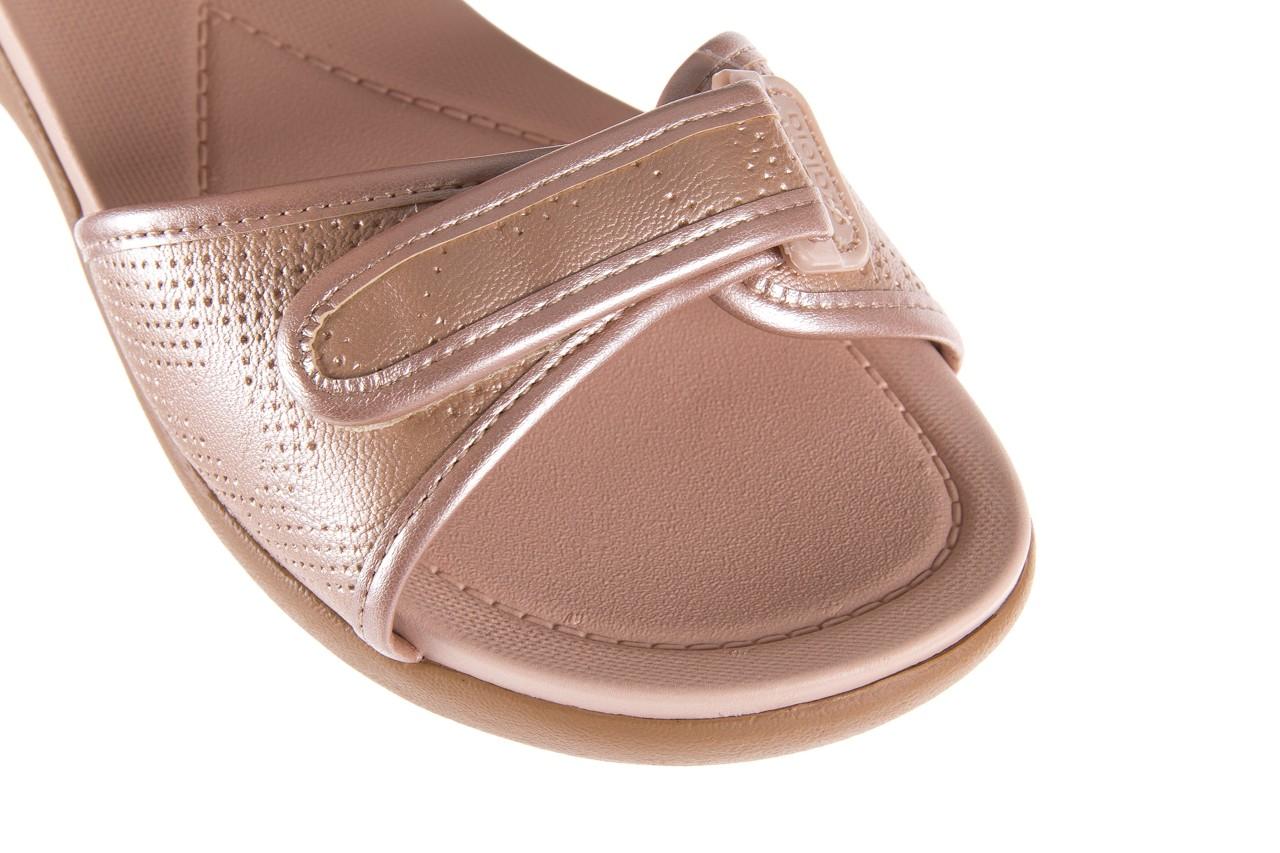Sandały azaleia 346 601 perf iguan, beż, materiał - azaleia - nasze marki 13