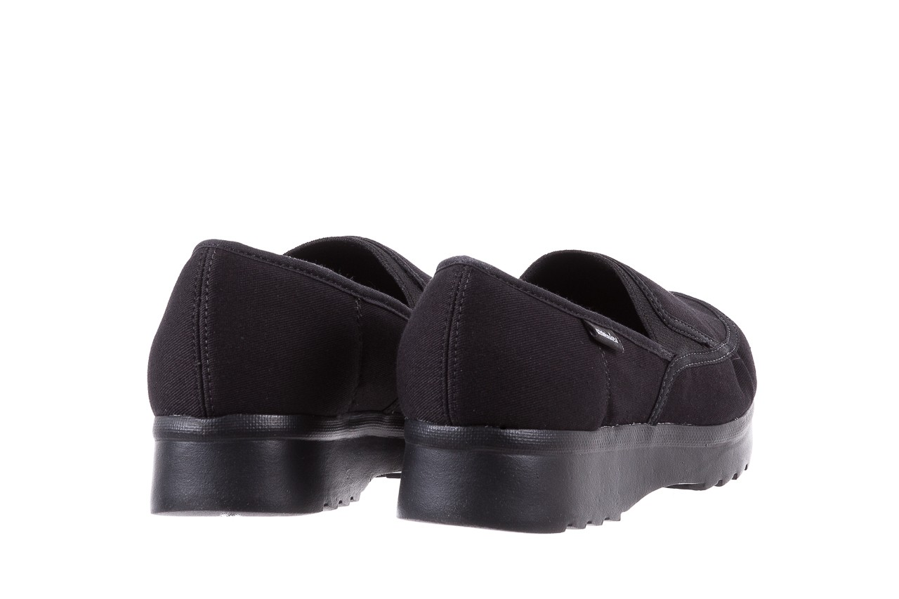 Półbuty azaleia 630 187 black, czarny, materiał  - azaleia - nasze marki 10