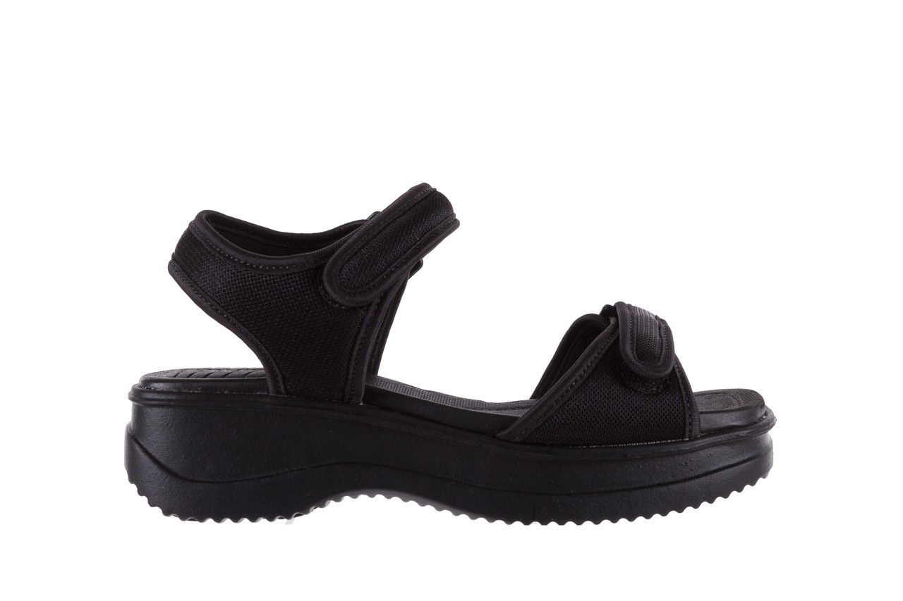 Sandały azaleia 320 321 black 18, czarny, materiał - azaleia - nasze marki 7