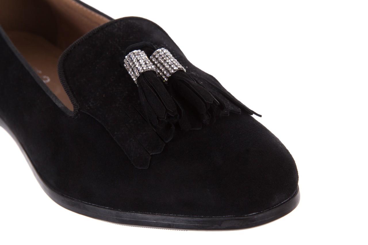 Lordsy bayla-018 1133-178 black, czarny, skóra naturalna - bayla - nasze marki 11