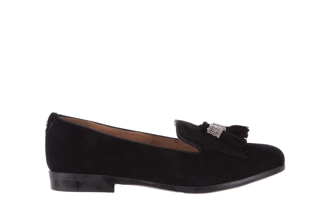 Lordsy bayla-018 1133-178 black, czarny, skóra naturalna - bayla - nasze marki 6