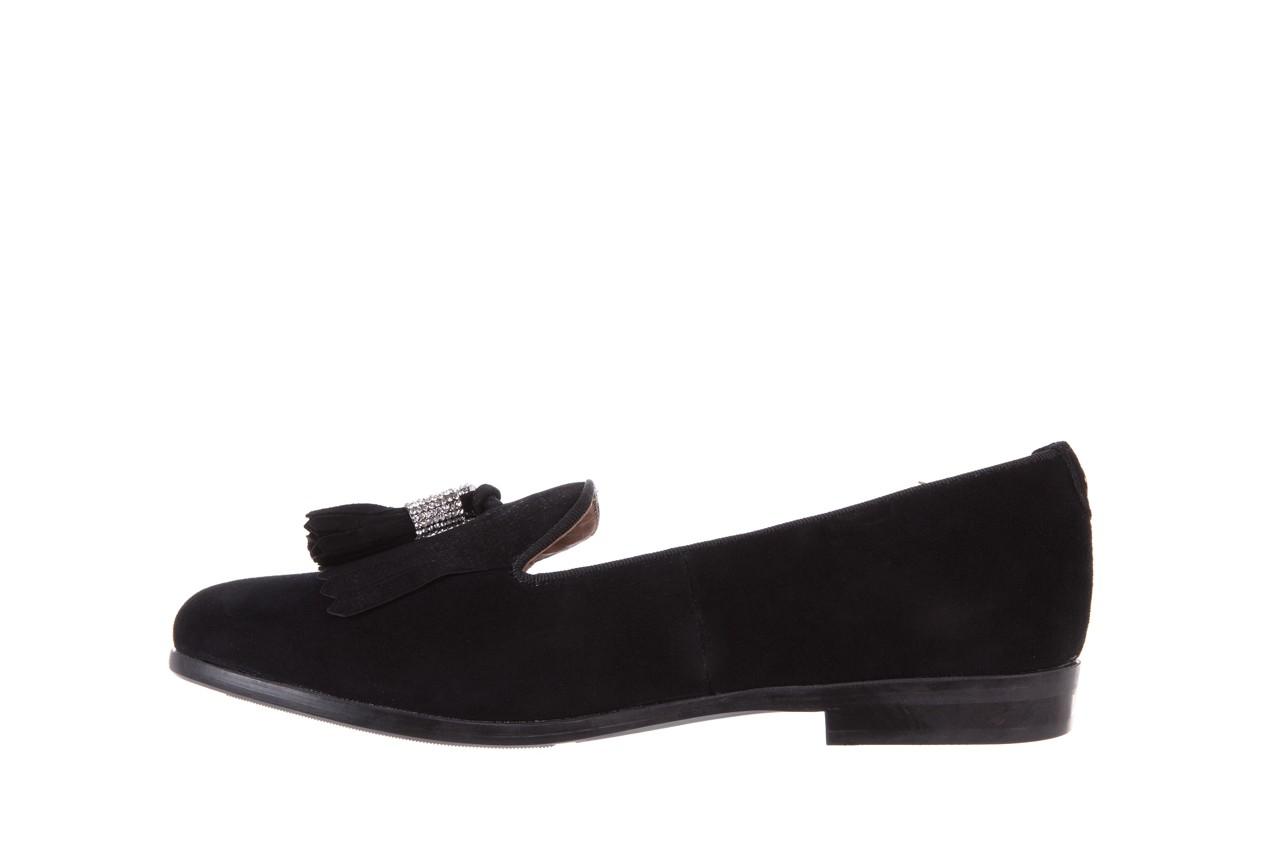 Lordsy bayla-018 1133-178 black, czarny, skóra naturalna - bayla - nasze marki 8