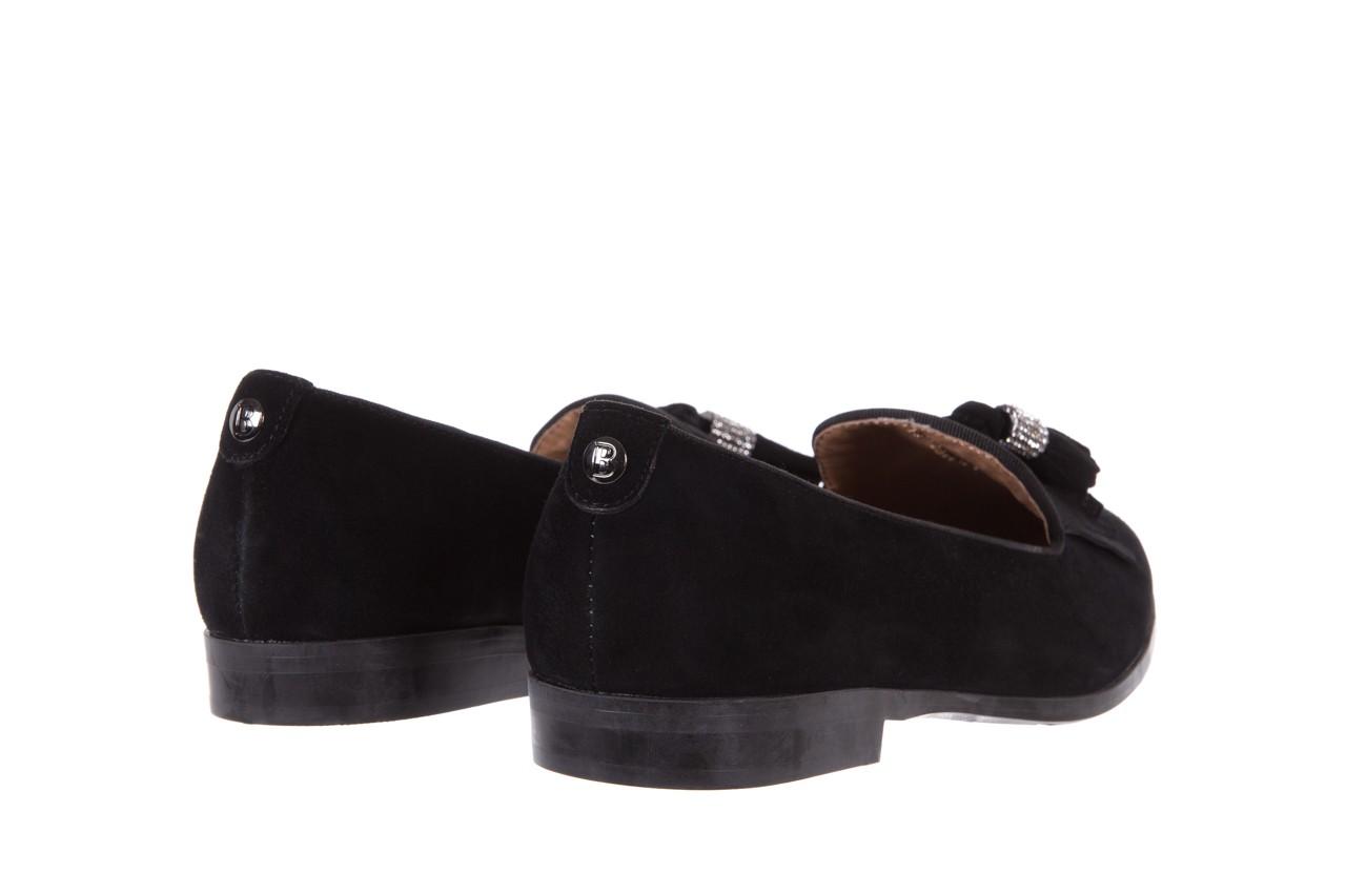 Lordsy bayla-018 1133-178 black, czarny, skóra naturalna - bayla - nasze marki 9