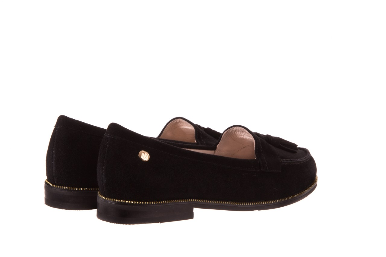 Bayla-018 1556-x7 black suede - bayla - nasze marki 7