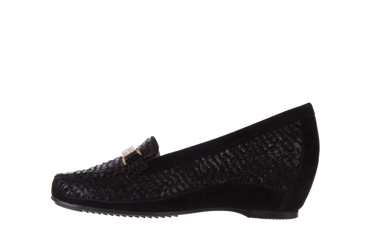 Mokasyny bayla-018 1647-23 black, czarny, skóra naturalna 8
