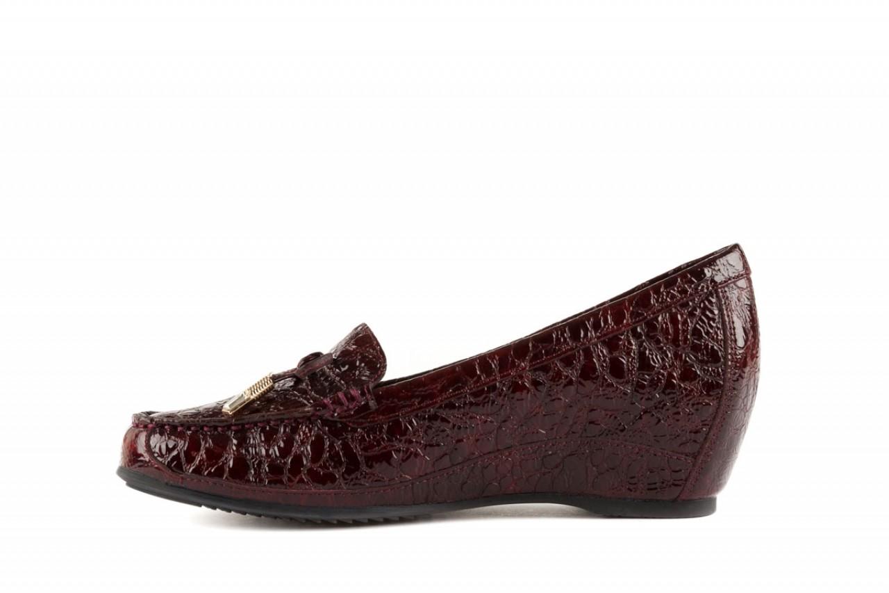 Bayla-018 1647-7 burgundy winkles stone - bayla - nasze marki 8