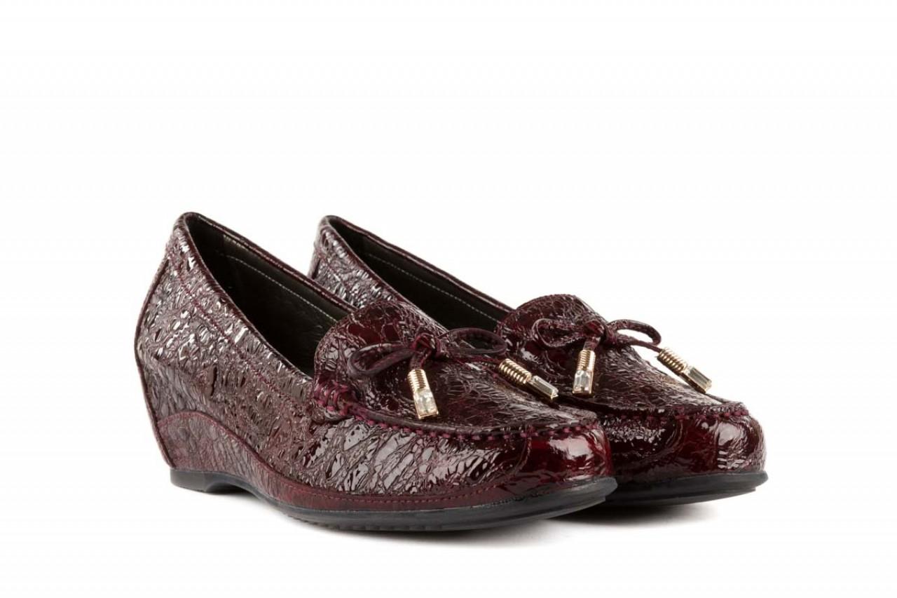 Bayla-018 1647-7 burgundy winkles stone - bayla - nasze marki 7