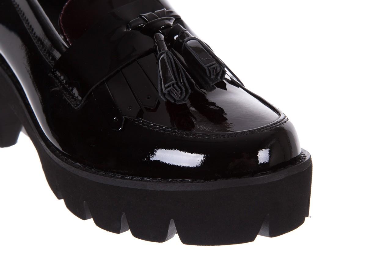 Bayla-018 16471-x5 black burgundy - bayla - nasze marki 12