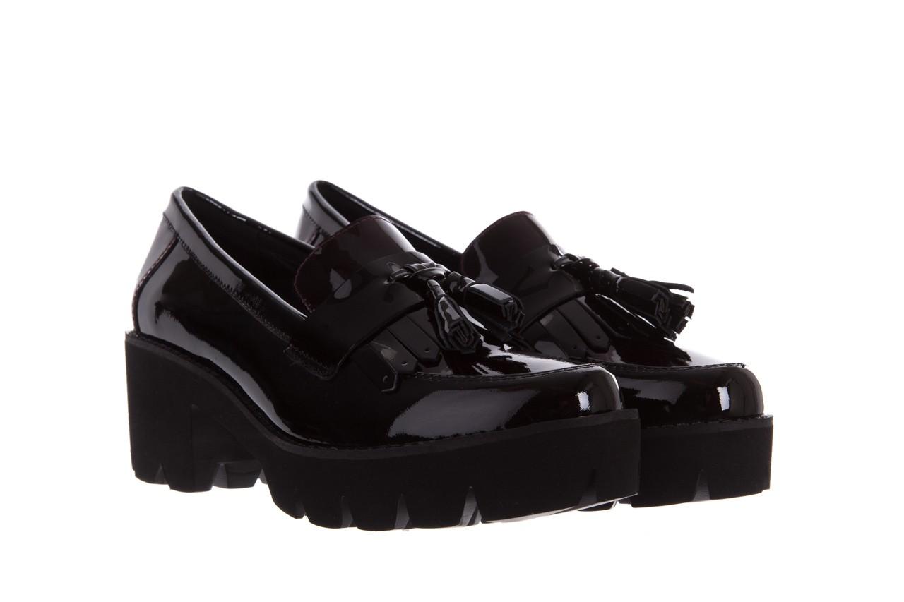 Bayla-018 16471-x5 black burgundy - bayla - nasze marki 8