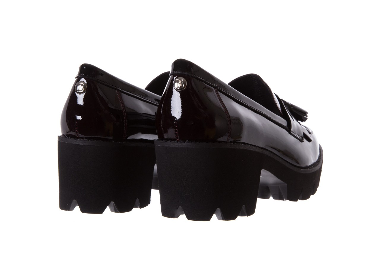 Bayla-018 16471-x5 black burgundy - bayla - nasze marki 10