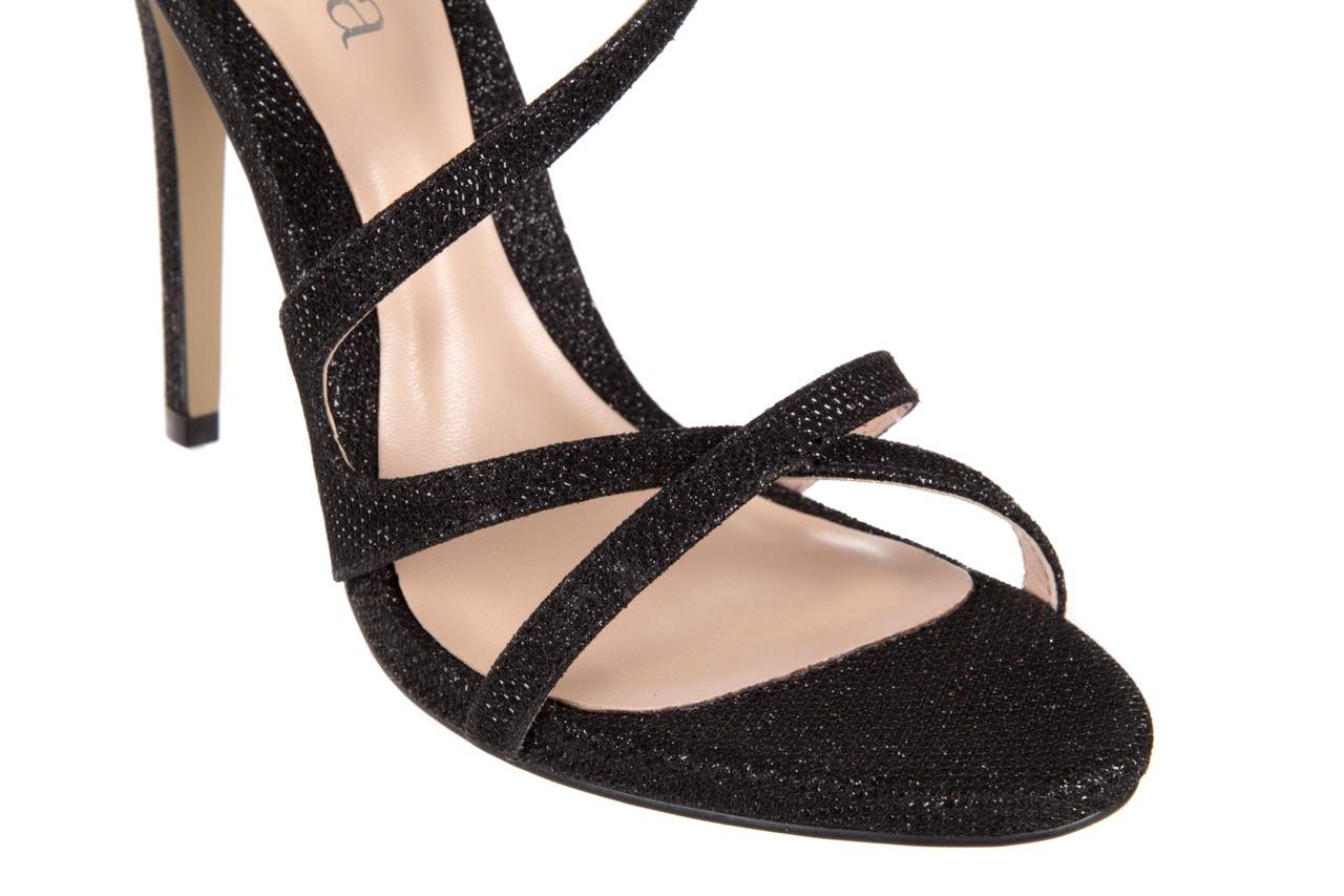Sandały bayla-018 anna3-1 black 17 018546, czarny, skóra naturalna  - bayla - nasze marki 12