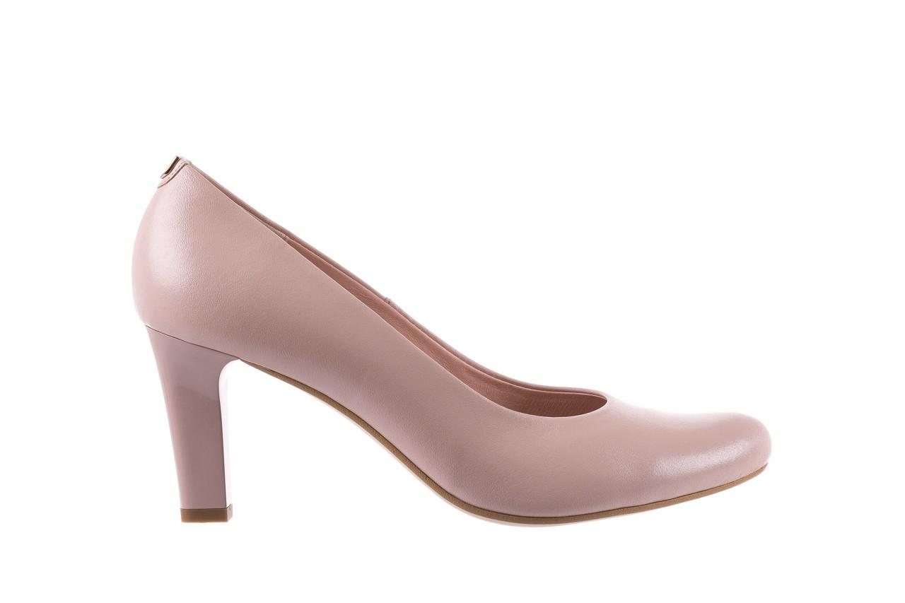 Czółenka bayla-056 5051-1104 róż lico 19, skóra naturalna - skórzane - szpilki - buty damskie - kobieta 7