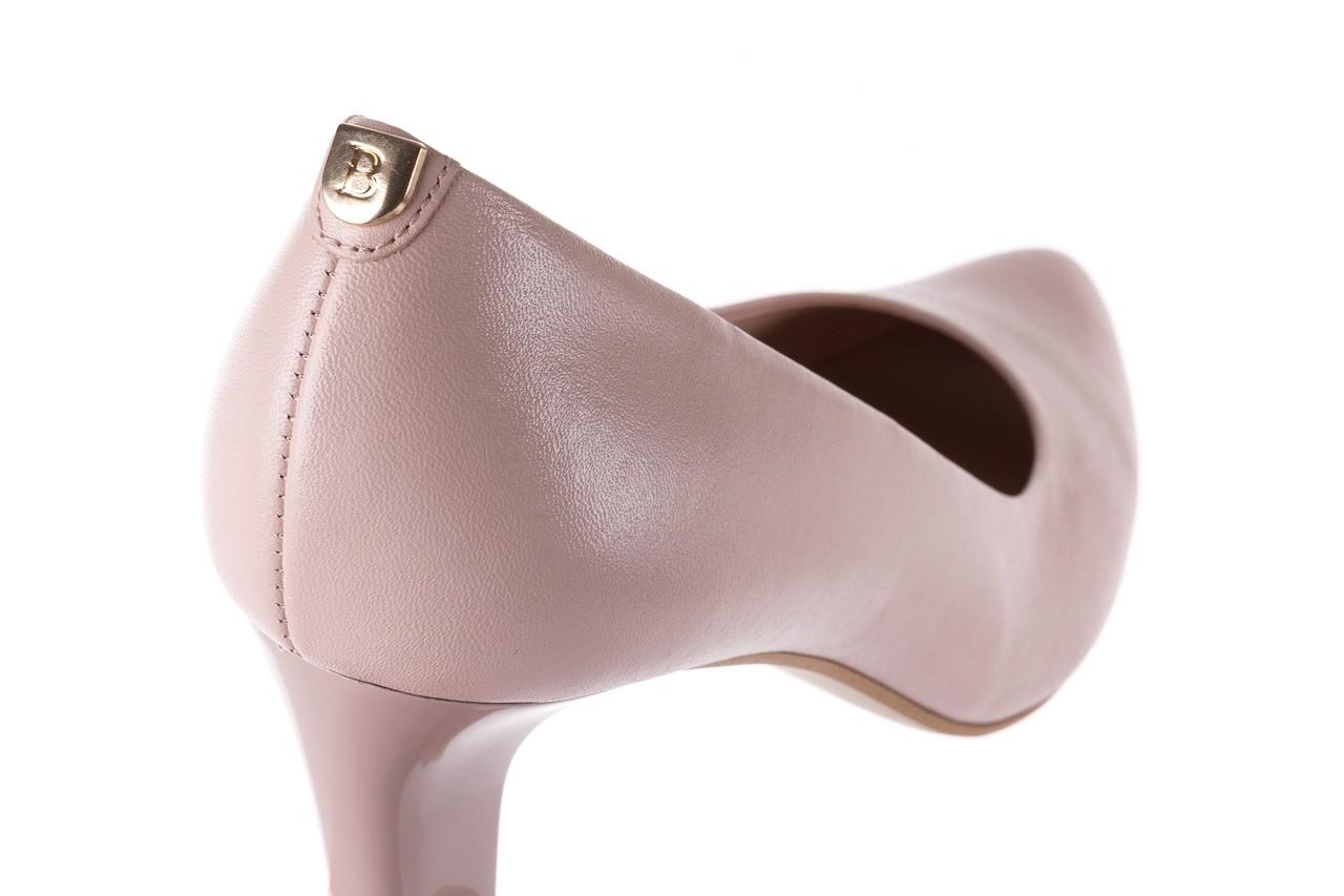 Czółenka bayla-056 5051-1104 róż lico 19, skóra naturalna - skórzane - szpilki - buty damskie - kobieta 13