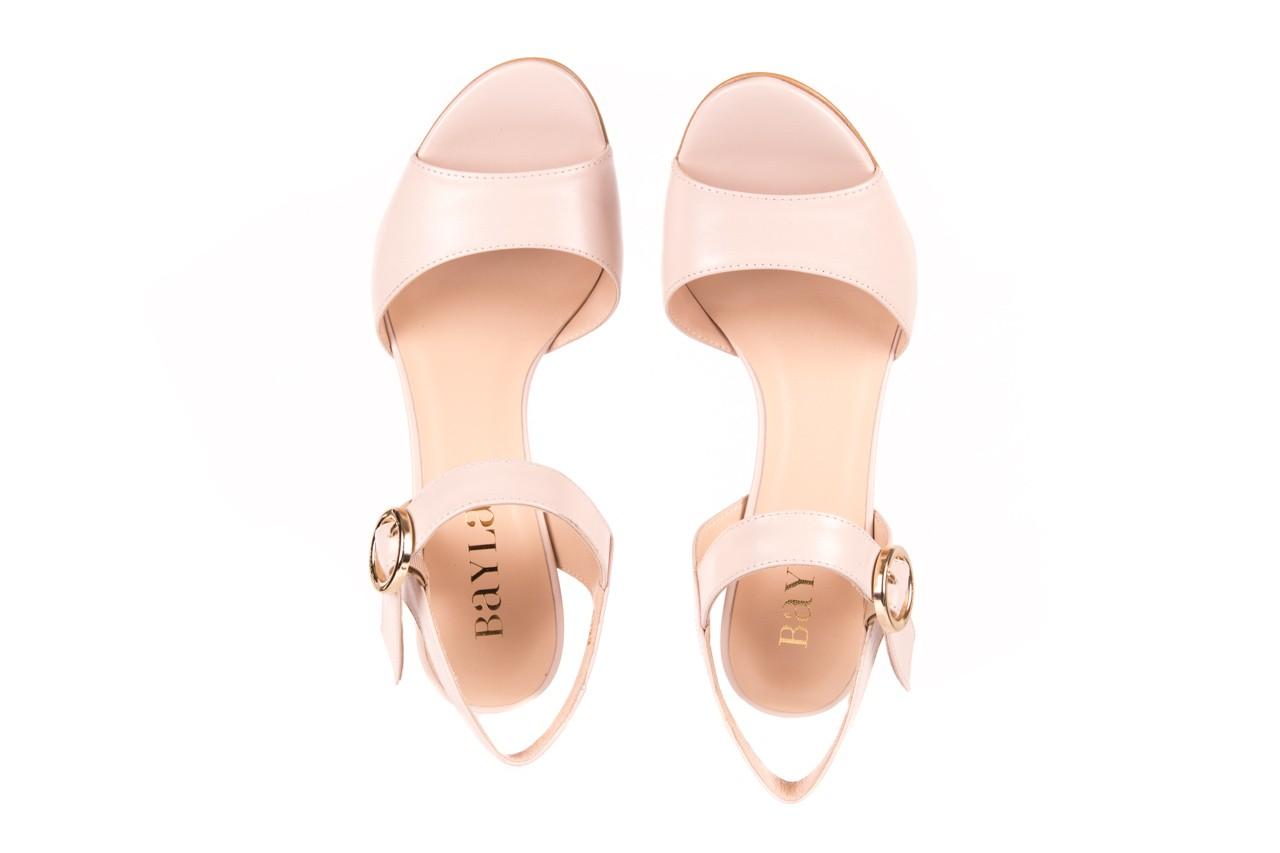 Bayla-056 8023-203 beżowe sandały - bayla - nasze marki 10