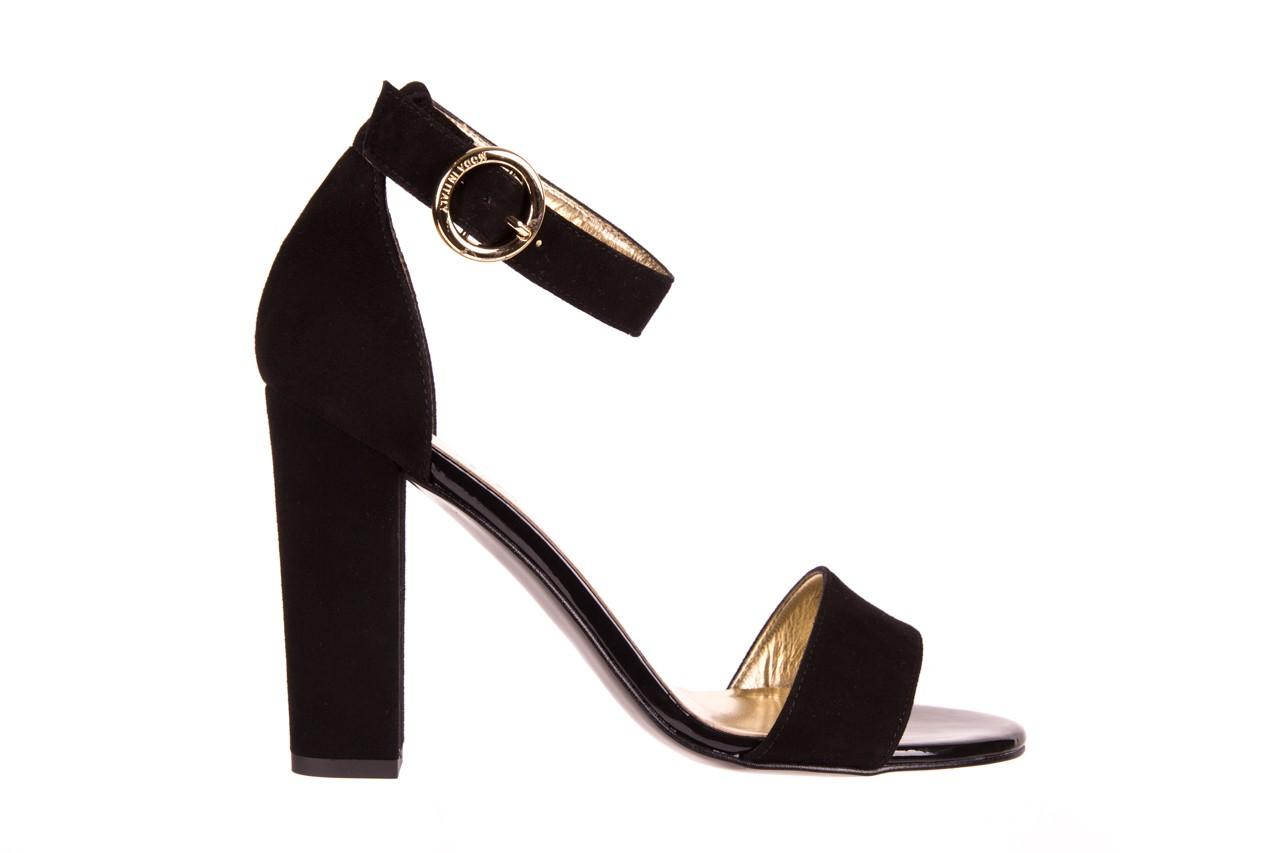 Sandały bayla-056 8024-21 czarne sandały, skóra naturalna  - bayla - nasze marki 6