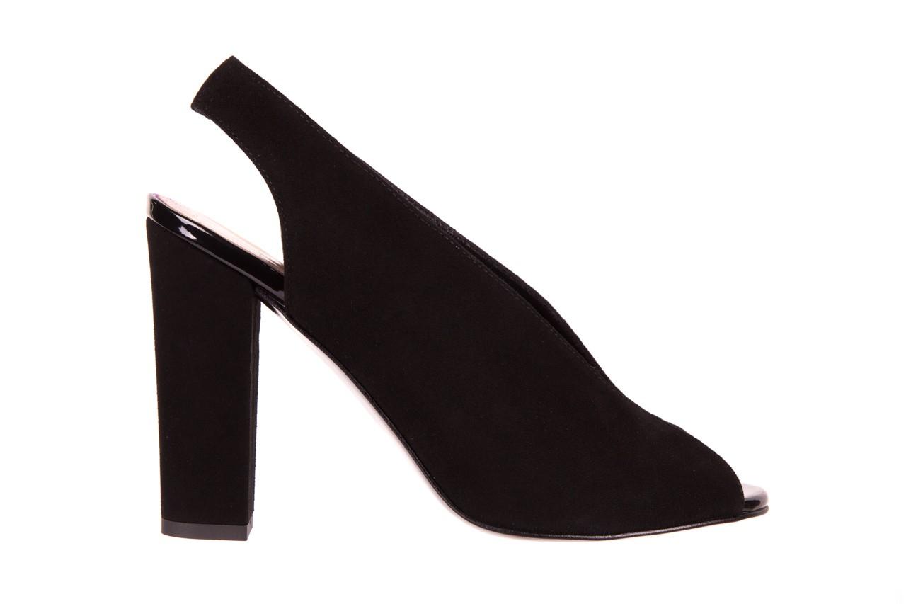 Sandały bayla-056 8043-21 czarne sandały, skóra naturalna  - bayla - nasze marki 6