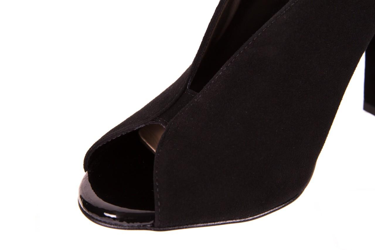 Sandały bayla-056 8043-21 czarne sandały, skóra naturalna  - bayla - nasze marki 11