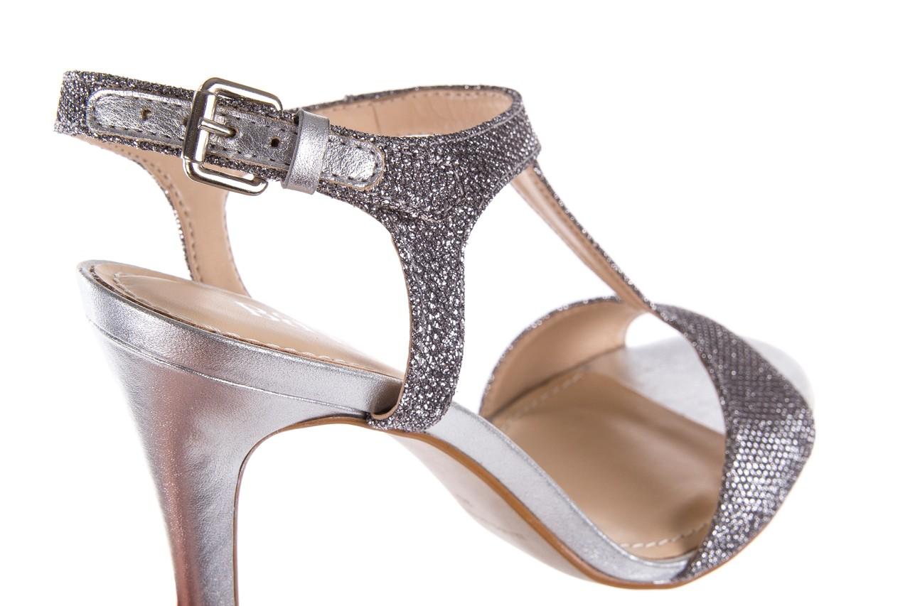 Sandały bayla-065 1388176 col prata, srebrny, skóra ekologiczna  - bayla - nasze marki 14