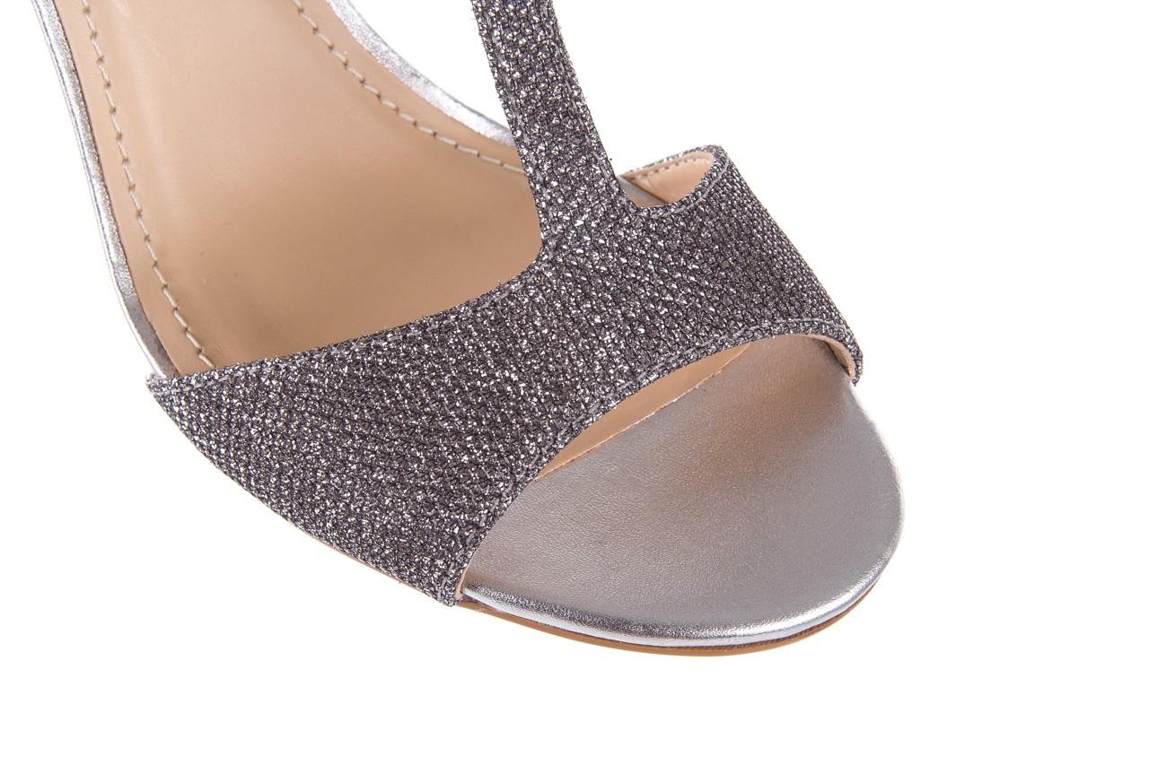 Sandały bayla-065 1388176 col prata, srebrny, skóra ekologiczna  - bayla - nasze marki 15