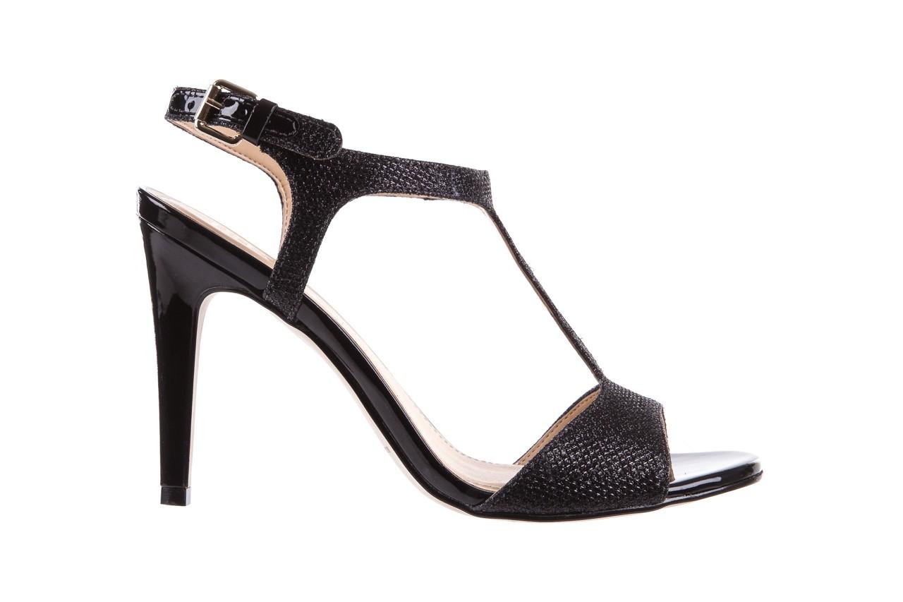 Sandały bayla-065 1388176 col preto, czarny, skóra ekologiczna - peep toe - szpilki - buty damskie - kobieta 8