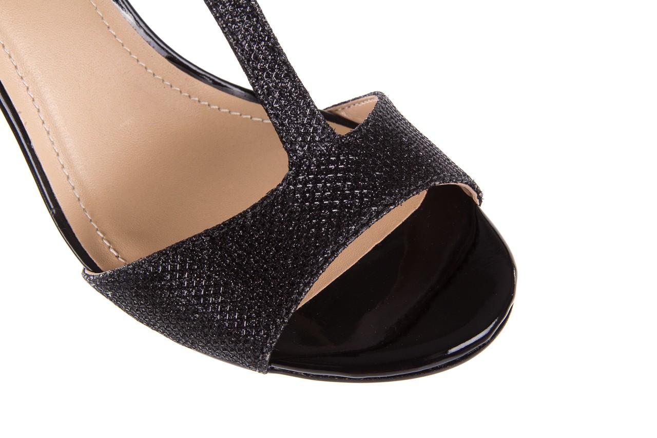 Sandały bayla-065 1388176 col preto, czarny, skóra ekologiczna - peep toe - szpilki - buty damskie - kobieta 15
