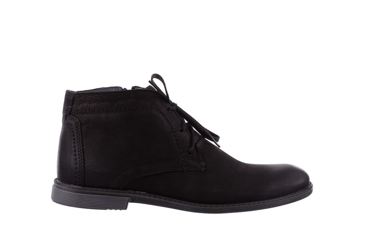 Trzewiki bayla-081 817 czarny, skóra naturalna  - trzewiki - buty męskie - mężczyzna 7