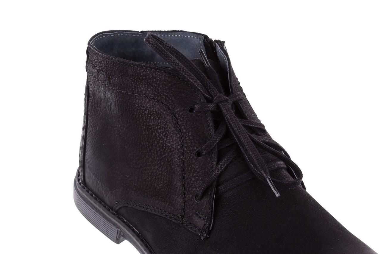 Trzewiki bayla-081 817 czarny, skóra naturalna  - trzewiki - buty męskie - mężczyzna 13