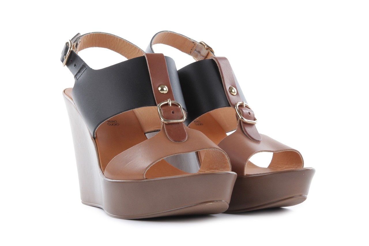Sandały bayla-093 7202 black natural, czarny/brąz, skóra naturalna - bayla - nasze marki 8