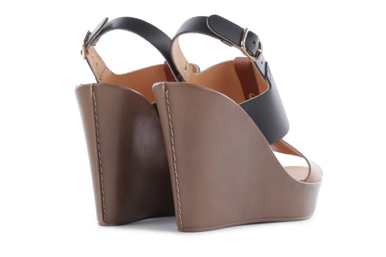 Sandały bayla-093 7202 black natural, czarny/brąz, skóra naturalna - bayla - nasze marki 10