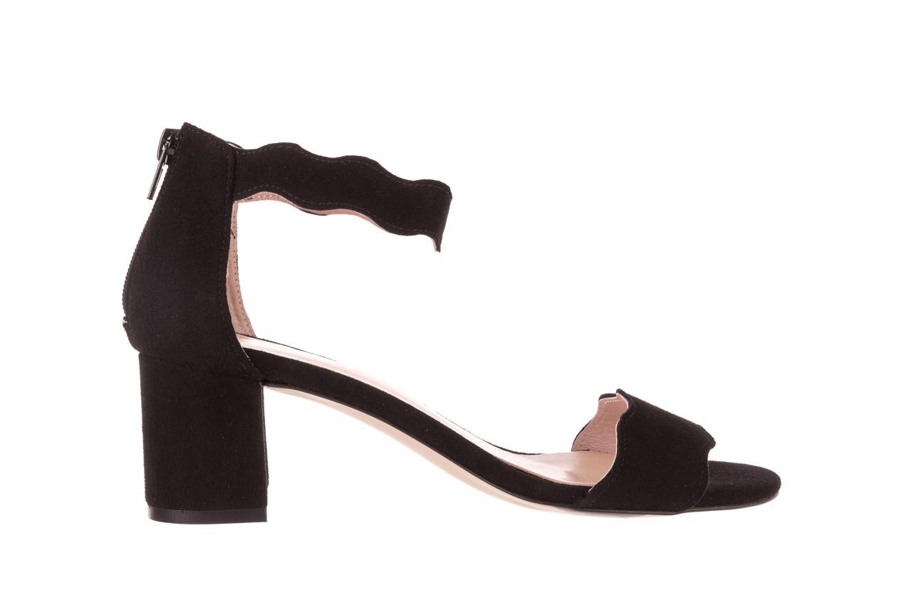 Sandały bayla-097 12 czarne sandały, skóra naturalna  - bayla - nasze marki 7