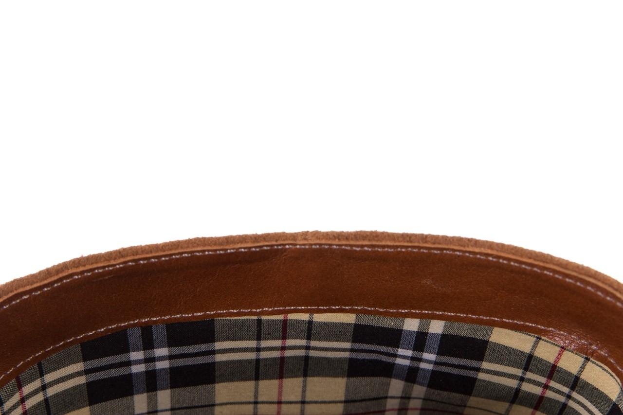 Kozaki bayla-097 sw2424-221 rudy, brąz, skóra naturalna  - kozaki - dla niej  - sale 13