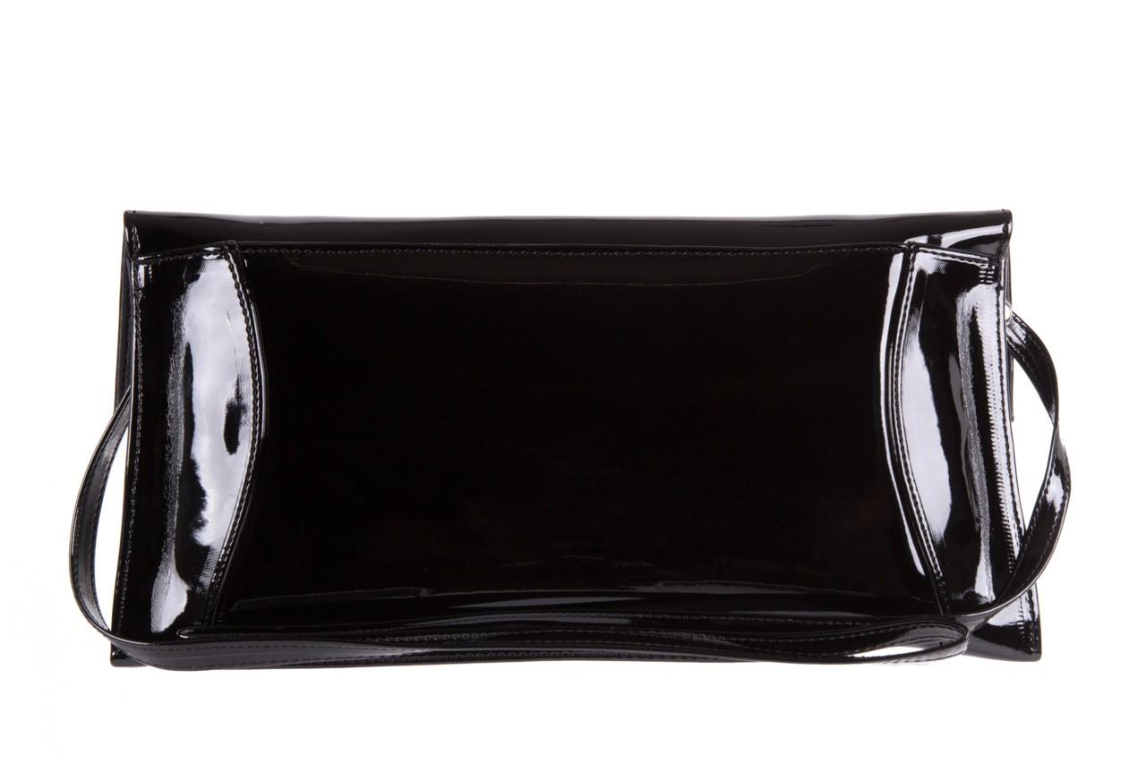 Bayla-097 torebka koperta sandra czarna-lakier - bayla - nasze marki 7