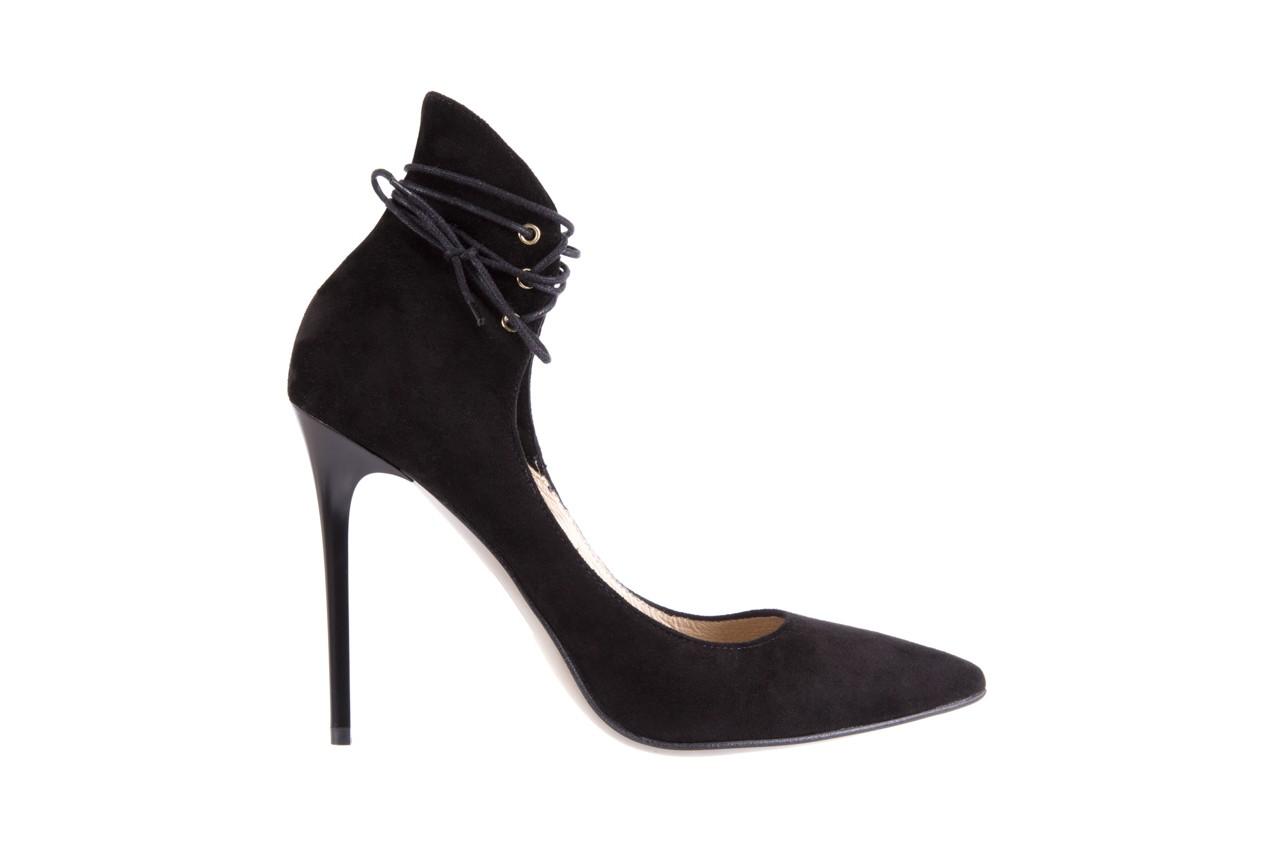 Szpilki bayla-097 z6940-447 czarny, skóra naturalna - obuwie excl 10 - kobieta - nieprzecenione 7