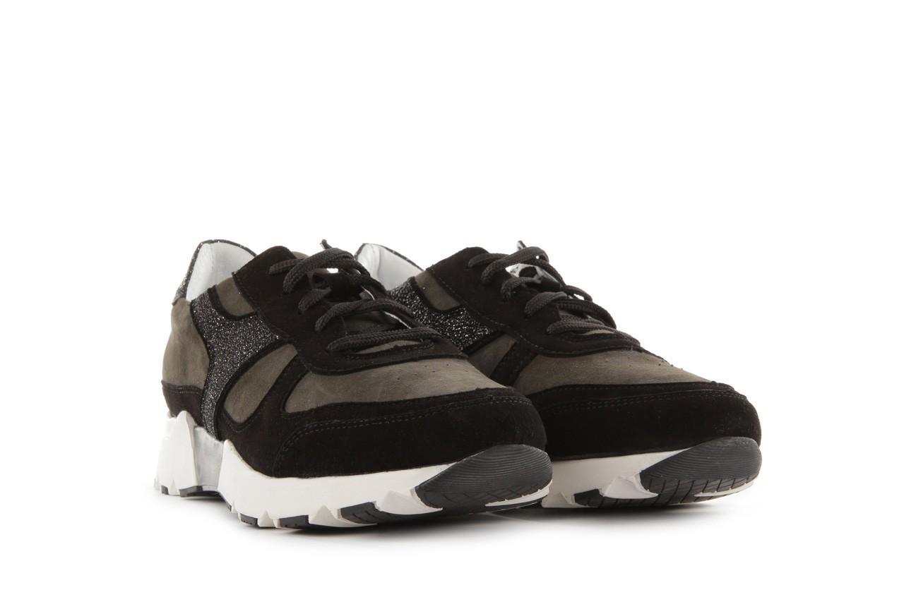 Sneakers bayla-099 8690 czarny, skóra naturalna - bayla - nasze marki 7