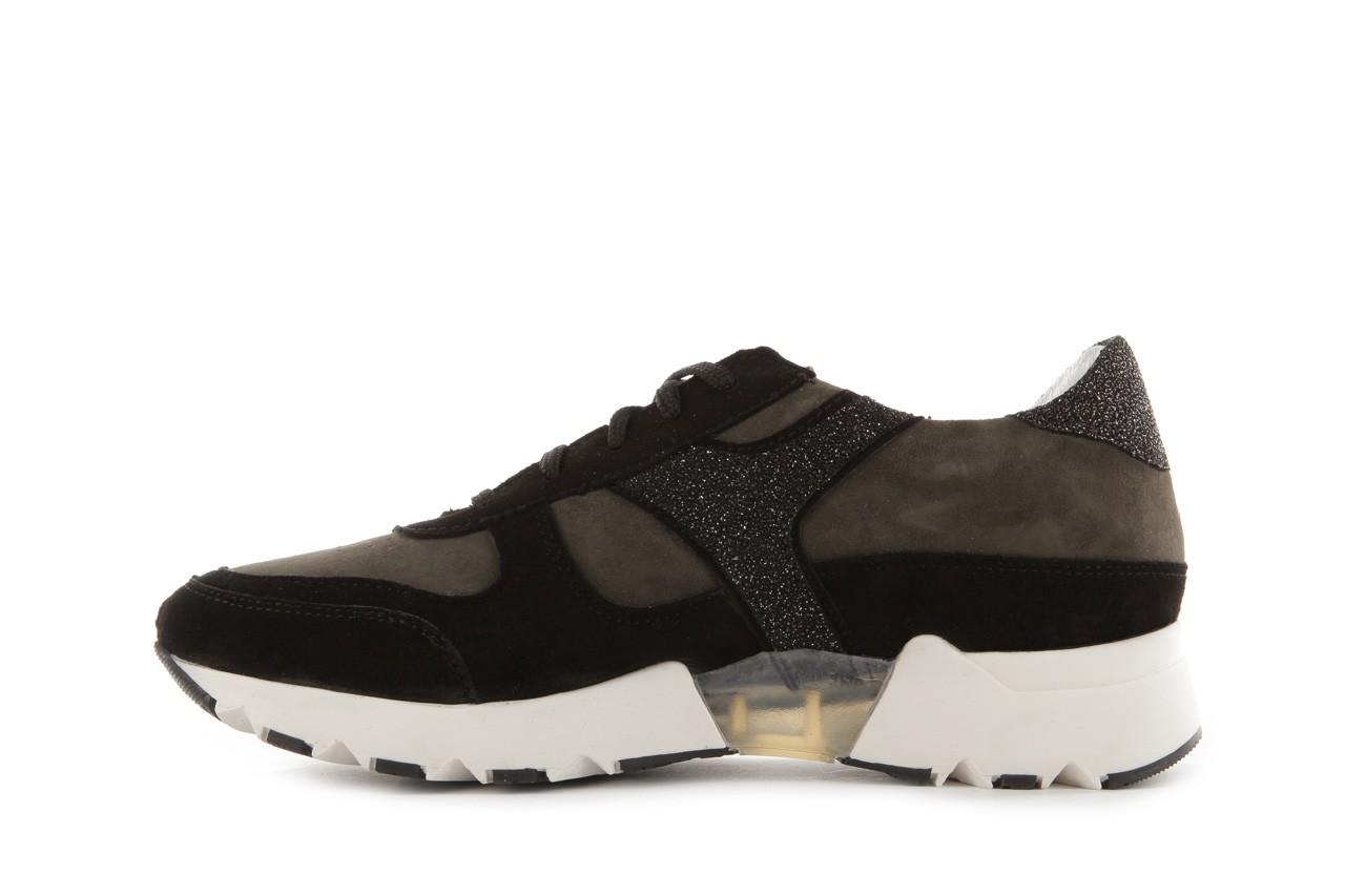 Sneakers bayla-099 8690 czarny, skóra naturalna - bayla - nasze marki 8