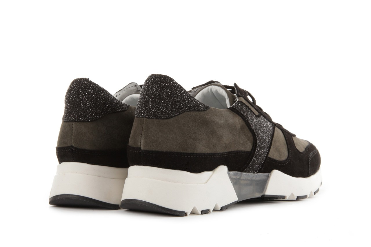 Sneakers bayla-099 8690 czarny, skóra naturalna - bayla - nasze marki 9