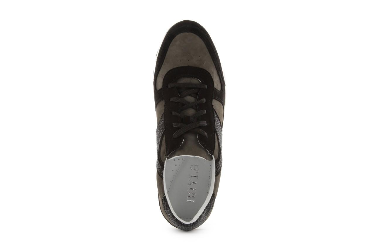Sneakers bayla-099 8690 czarny, skóra naturalna - bayla - nasze marki 10
