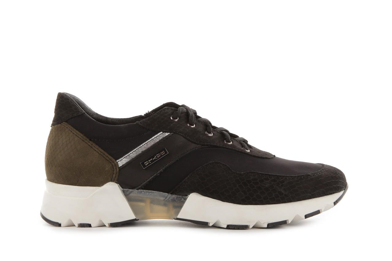 Sneakers bayla-099 8698 czarny, skóra naturalna - bayla - nasze marki 6