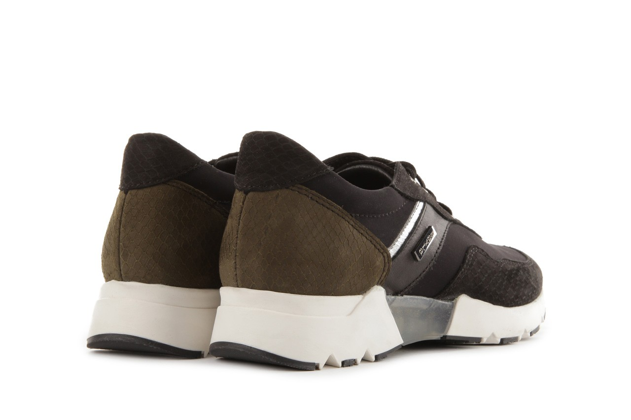 Sneakers bayla-099 8698 czarny, skóra naturalna - bayla - nasze marki 9