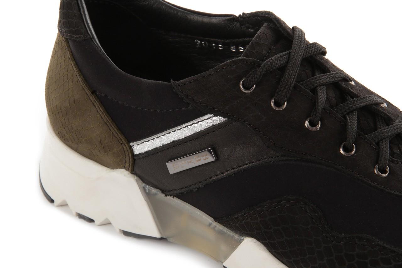 Sneakers bayla-099 8698 czarny, skóra naturalna - bayla - nasze marki 11