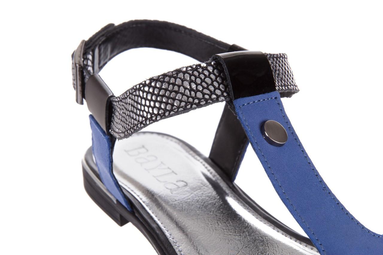 Bayla-100 431 s niebieski srebro - bayla - nasze marki 11